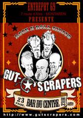 Gut-scrapers @ Montaren