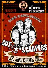 Gut-scrapers @ Nimes